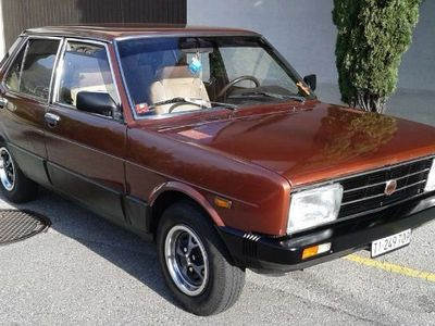 second-hand Fiat 131 - 1982