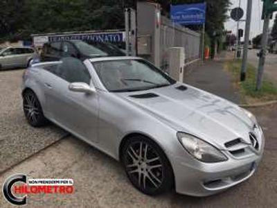 usata Mercedes SLK280 v6 sport navy fulloptional benzina