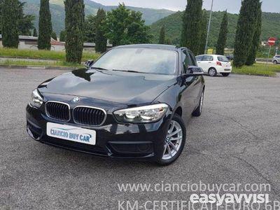 usata BMW 116 d 5P. Sport AUTOMATICA,NAVIGATORE,ULTIMO MODELLO rif. 11508352