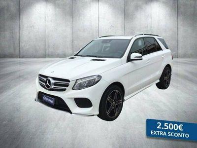 usata Mercedes GLE250 250 d Premium 4matic auto