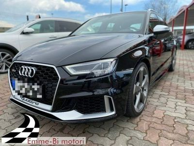 usata Audi RS3 Sportback RS3S-Tronic 400 CV spettacolare!!!