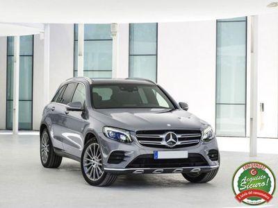 usata Mercedes GLC250 d 4Matic Premium Uniproprietario Navi Led AMG Line rif. 13500933