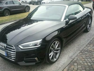 usata Audi A5 Cabriolet A5 2.0 TDI clean diesel quattro S tronic Advanced