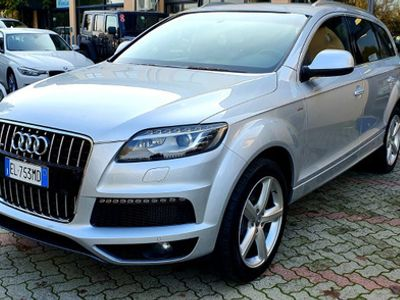 usata Audi Q7 3.0 V6 TDI 245CV quattro edition S-LINE