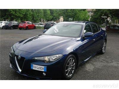 gebraucht Alfa Romeo Giulia 2.2 Turbodiesel 150 CV AT8 Lucca