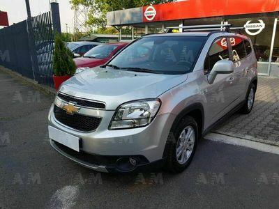 usata Chevrolet Orlando 1.8 GPL *UNICO PROPR.* *GPL CASA