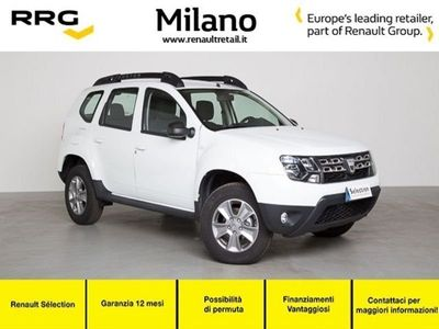 brugt Dacia Duster 1.5 dCi 110CV S&S 4x2 Serie Speciale Ambiance Fami