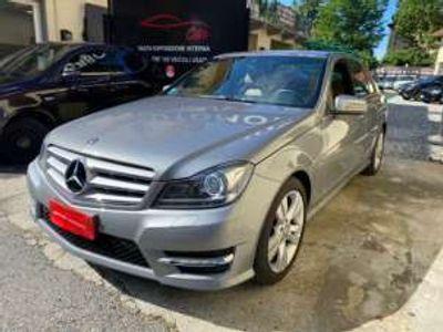 usata Mercedes C350 BlueEFFICIENCY Avantgarde KM CERTIFICATI !!!! Benzina