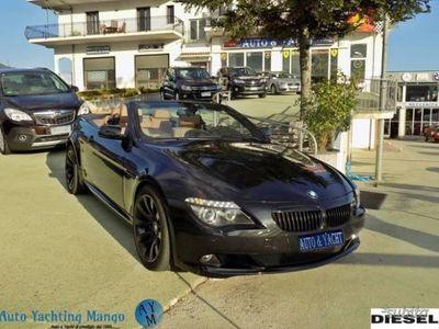 gebraucht BMW 635 Cabriolet Serie 6 (E63/E64) cat Msport Per
