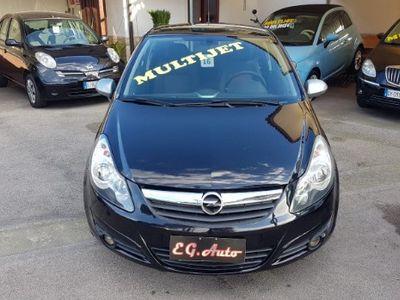 gebraucht Opel Corsa 1,3 CDTI Full Optional Sport KM REALI