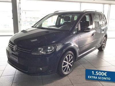 usata VW Touran TOURAN1.6 tdi BM Comfortline