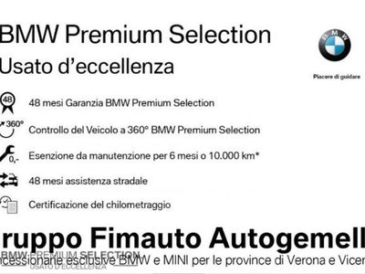 usata BMW 216 Serie 2 Gran Tourer d Advantage usato