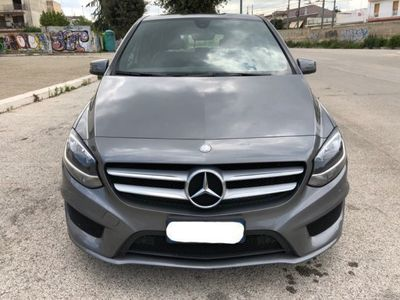 begagnad Mercedes 180 classe B CDIAMG automatic premium