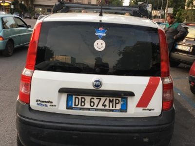 usata Fiat Panda van autocarro 1.3 multijet
