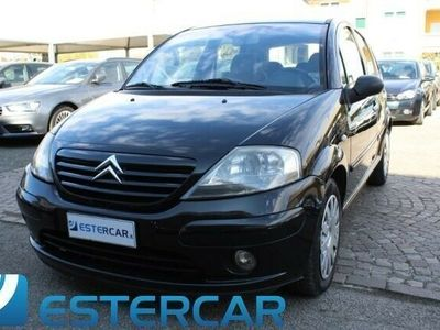 usata Citroën C3 1.4 Exclusive NEOPATENTATI