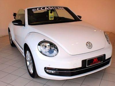 brugt VW Maggiolino Cabrio 1.4 TSI 150cv CLUB Limited