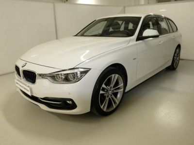 used BMW 318 d xDrive Touring Sport