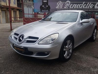 usado Mercedes SLK200 Kompressor cat Chrome