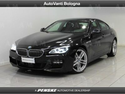 used BMW 640 Serie 6 GC d xDrive Gran Coupé Msport Edition