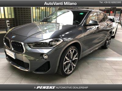 brugt BMW X2 xDrive 20d Msport