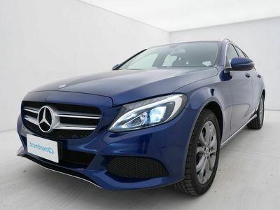 usata Mercedes 170 Classe C SW 220d Sport Aut. 2.1 Diesel