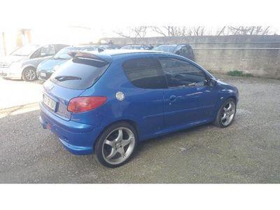 usata Peugeot 206 2.0 16V 3p. RC