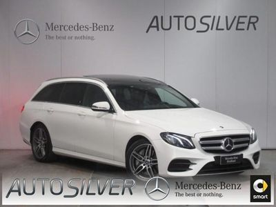 gebraucht Mercedes E350 S.W. 4Matic Auto Premium rif. 9691780