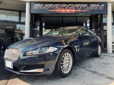 usata Jaguar XF 2.2 D 200 CV JT1 Business Edition