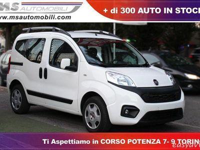 gebraucht Fiat Qubo 1.3 MJT 95 CV Lounge km 0 Pari Al Nuovo