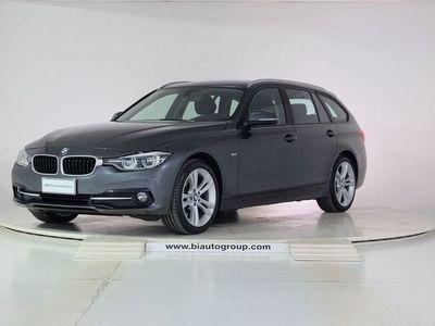 brugt BMW 320 d Touring Sport