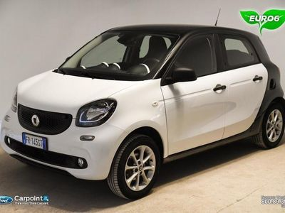 usata Smart ForFour 1.0 Youngster 71cv twinamic my18