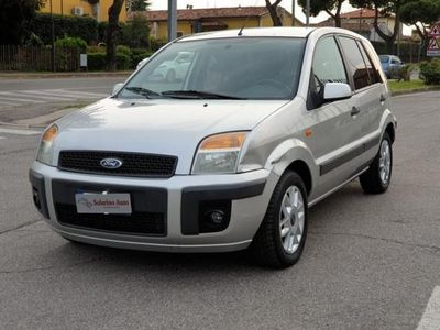 usata Ford Fusion 1.4 TDCi 5p. Collection