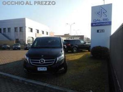 usata Mercedes V220 d Automatic Premium Extralong