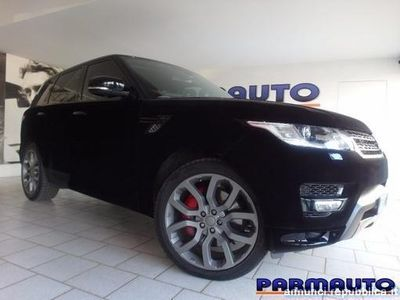 brugt Land Rover Range Rover 4.4 SDV8 HSE Dynamic*/*WRAPPING-VELLUTO*/* Parma