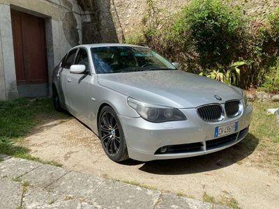 usata BMW 535 Serie 5 (E60/E61) cat Attiva