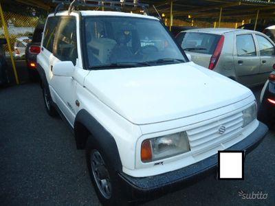 begagnad Suzuki Vitara GPL BLOCK SYSTEM 1994