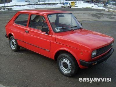 second-hand Fiat 127 gl benzina