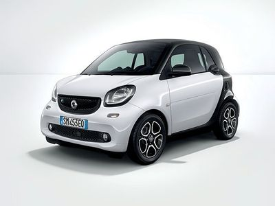 used Smart ForTwo Coupé EQ Passion Nightsky