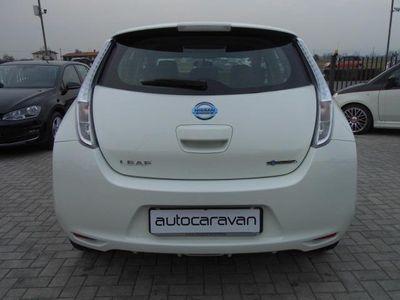 usata Nissan Leaf LeafElettric Visia CON BATTERIE DI PROPRIETA