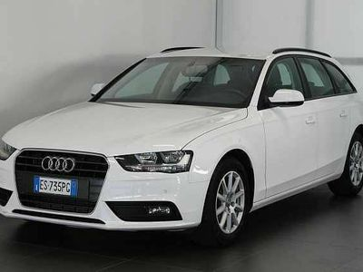 usata Audi A4 Avant 2.0 TDI 177CV mult.