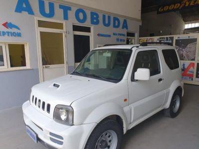 usata Suzuki Jimny 3ª serie 1.5 DDiS cat 4WD JLX AUTOCARRO