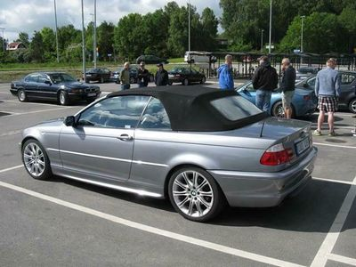 usata BMW 325 Cabriolet i (E46) M SPORT *SERVICE *