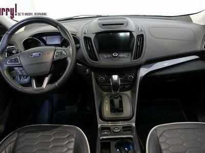 brugt Ford Kuga 2.0 TDCI 150 CV Start&Stop Powershift 4WD Vignale