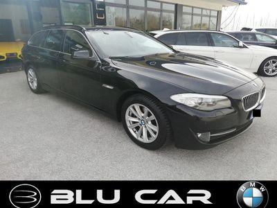 usata BMW 520 d touring modern 184cv