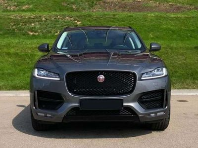 usata Jaguar F-Pace 2.0 D 180 CV aut. R-Sport