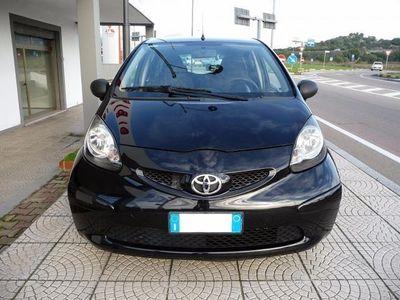 usata Toyota Aygo 1.0 12V VVT-i 5 porte a €uro 4.850,00