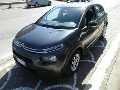 usata Citroën C3 BlueHDi 75 cv Shine full optional garantita