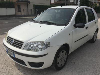 usata Fiat Punto 1.3 JTD 5p. 4 p.ti Active Van