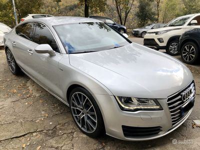 usata Audi A7 SPB 3.0 TDI 245cv quattro S-tronic