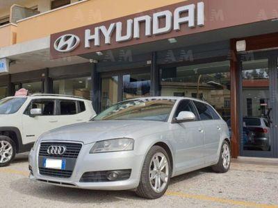 usata Audi A3 Sportback 1.9 TDI F.AP. Ambiente usato